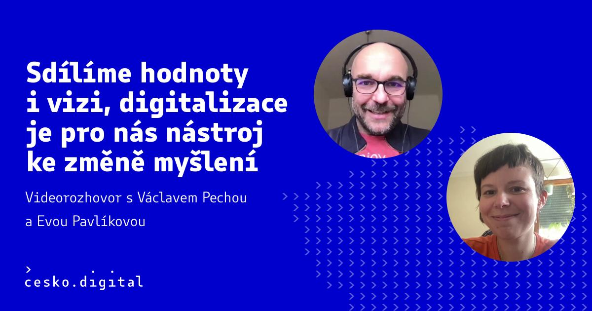 Cover článku Partnerství Česko.Digital a Bakala Foundation – sdílíme hodnoty i vizi, digitalizace je pro nás nástroj ke změně myšlení