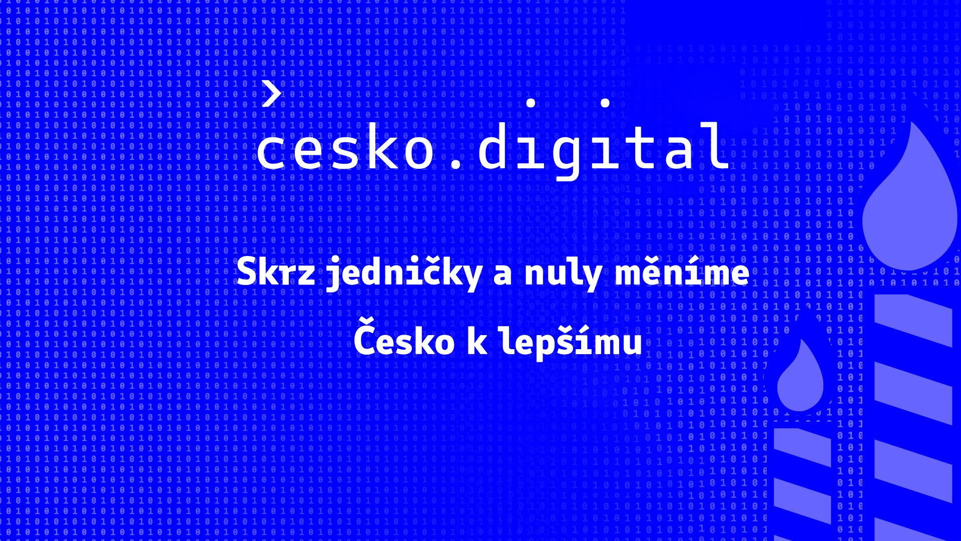 Cover článku Projekty Česko.Digital mění Česko k lepšímu a zvyšují společenský dopad neziskových aktivit už druhým rokem