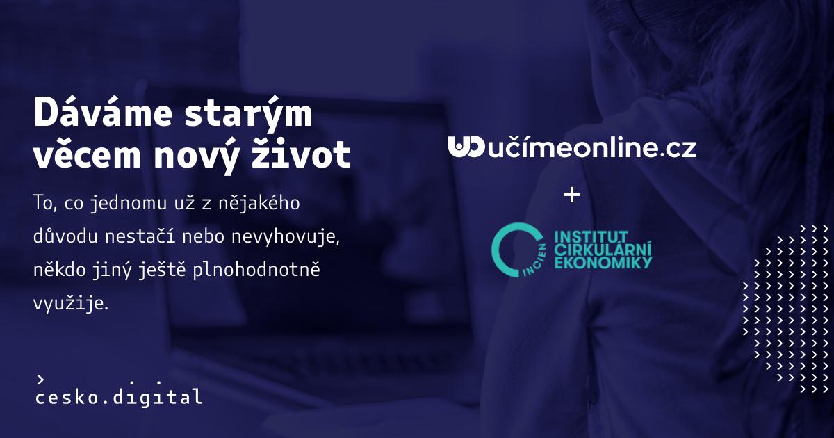 Cover článku Česko.Digital a INCIEN: cirkulární ekonomika mění náš pohled na odpad